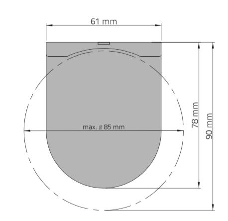 Size M Type 1